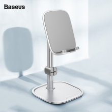 Baseus Metal Phone Stand Holder For iPhone Xiaomi Huawei Adj