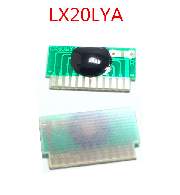 1PCS LX20LYA ISD1820 10s 20s 20secs Voice Recorder Chip Sound Recording Playback Module Talking Music Audio Recordable freeshipping rs232 to zigbee wireless module 1 6km cc2530 chip