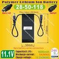 [ 2850118 ] 11.1V / 12V,9000mAh,PLIB;Rechargeable Polymer lithium ion / Li-ion battery for POS device,Laptops,model aircraft,LED