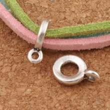 Круглые разъемы bails 112x17 мм 500 шт бусины из цинкового сплава