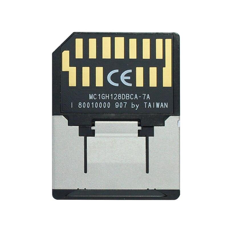 Акция! 10 шт. 128 МБ 256 МБ 512 МБ RS-MMC Card мультимедийные карты картой памяти Multi Media 13pin