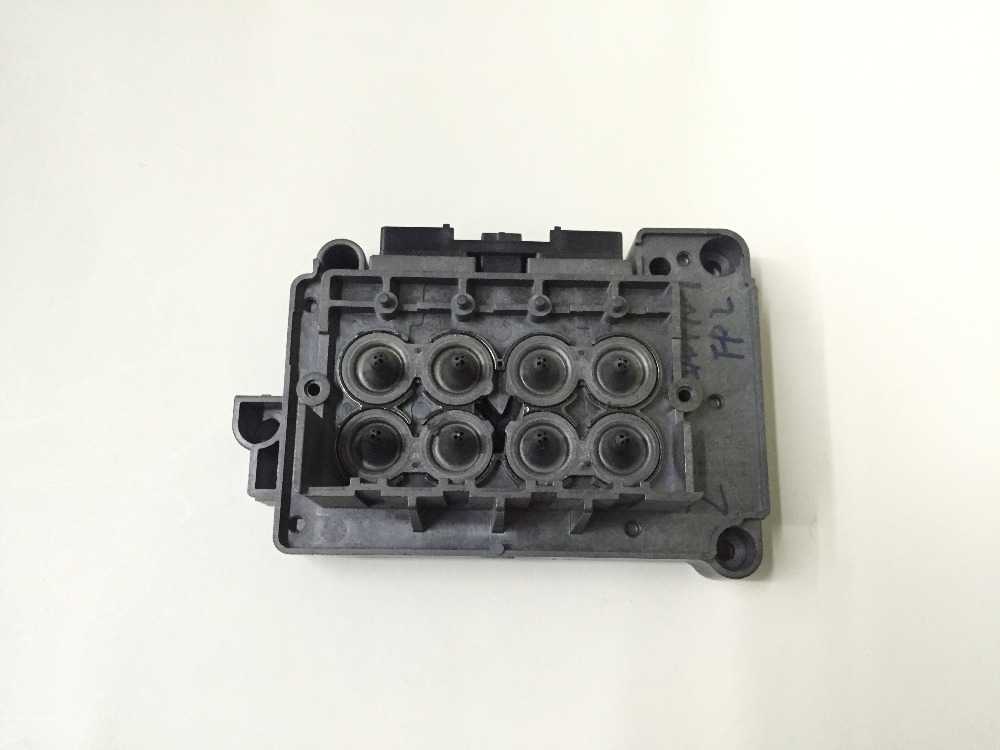 Original new Eco solvent DX7 printhead cover for Xenons Wit-color Titanjet printer head manifold