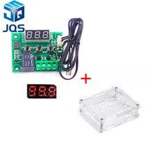 W1209 LEVOU Módulo Interruptor de Controle de Temperatura Do Termostato Digital de temperatura Termômetro Controlador Thermo DC 12 v Sensor NTC À Prova D' Água