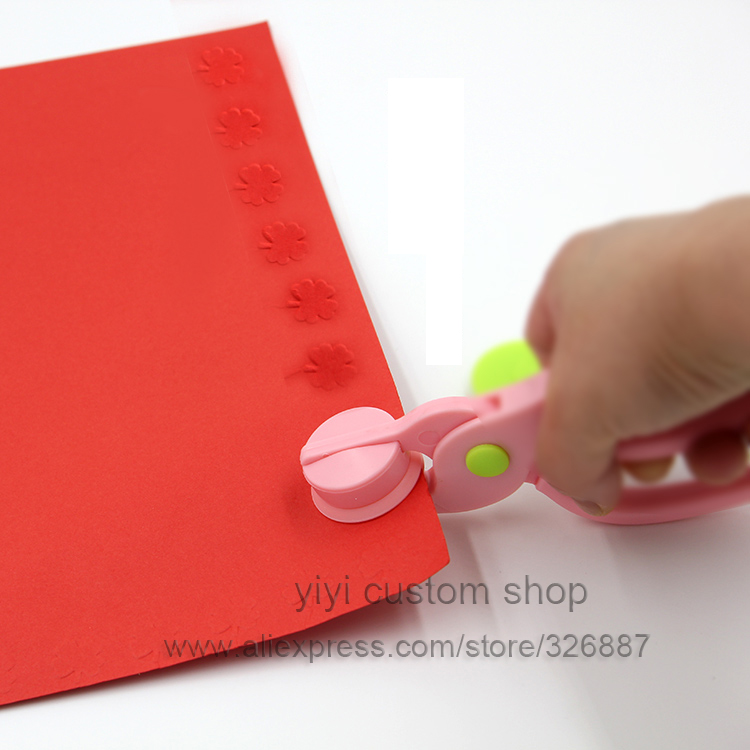 Embossing stamp machine, 8 styles diagram embossing device creative hand tools for paper Card Scrapbooking kids gifts