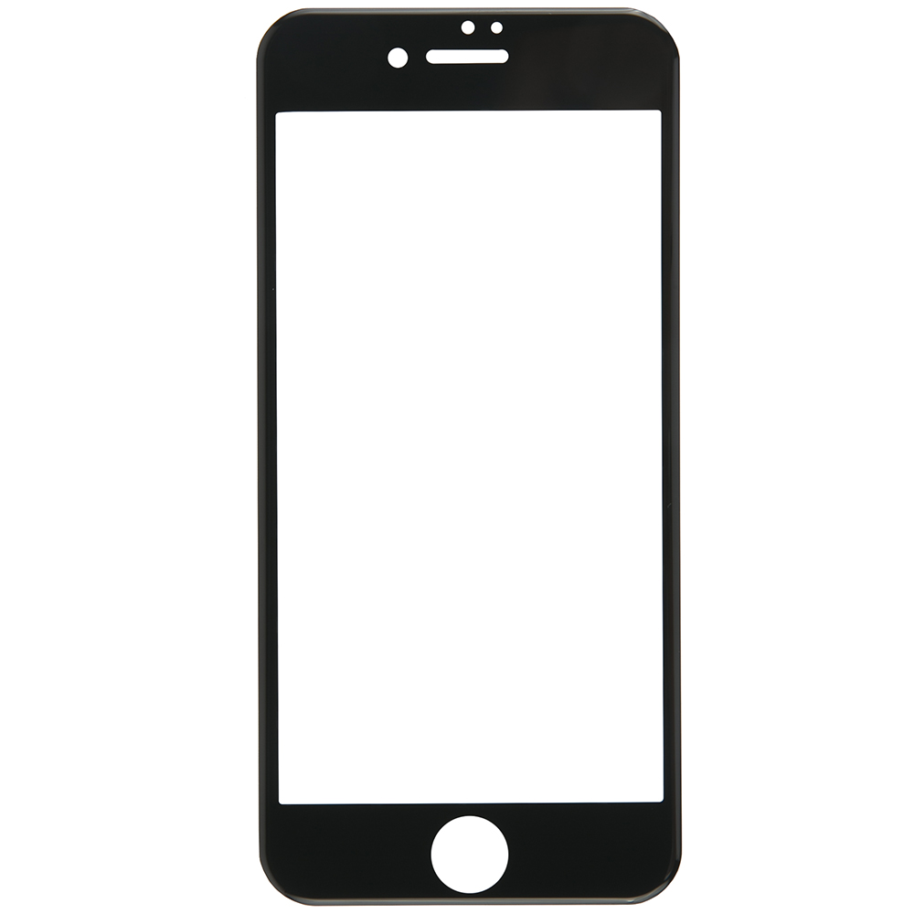 Protective glass Red Line for iPhone 7 (4.7) Full Screen(3D) black glare free screen protector with cleaning cloth for iphone 3g