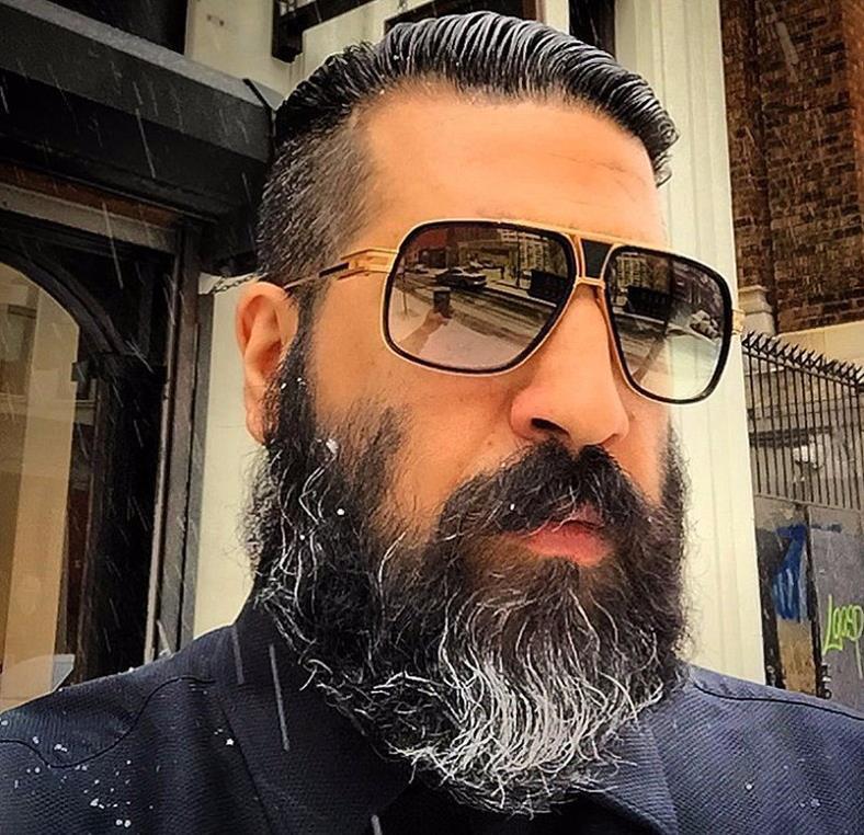 ad924355720 Grandmaster Five Sunglasses 2018 Women Men 18K Gold Sunglass Brand Mach One  Vintage Oversized Sun Glasses oculos de sol With BOX-in Sunglasses from  Apparel ...