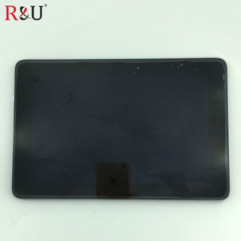 Used Parts Touch Screen Digitizer +LCD Display panel Glass Assembly with frame Replacement Parts For Asus T100H T100HA X5-Z8500 used parts lcd panel touch screen digitizer glass assembly with frame replacement parts for asus transformer book t300 t300la