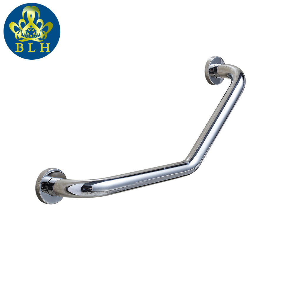 BLH 851 Wall Mount Bathroom Grab Bars For Elderly Safety Helping Handle 304  Stainless Steel Toilet