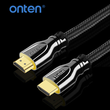 цена на Onten HDMI Cable HDMI to HDMI Cable 4K Ultra HD 3D for Nintendo Switch TV LCD Laptop PS3 Projector HDMI 2.0 Cable 1m 2m 3m 5m