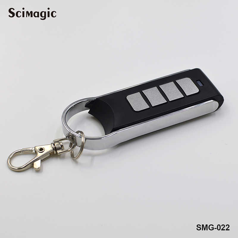 433MHz RF Remote Control Learning Copy Code Electric Cloning Clone  Duplicator 433 mhz Key Fob Garage Door Controller