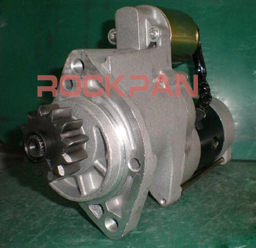 New Starter Motor M2TS0571 M2TS0575 23300-VK500 23300-WK500 23300VK500 For Nissan King Cab D22 2.5L For Nissan PickUp D22 2.5L