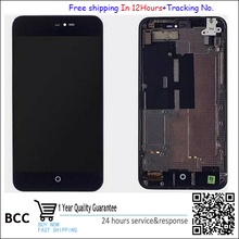 Test ok!For Meizu 2 MX2 MX 2 meizu2 M040 LCD Display+Touch Screen Digitizer+Frame Assembly Black/White Free shipping&tracking No