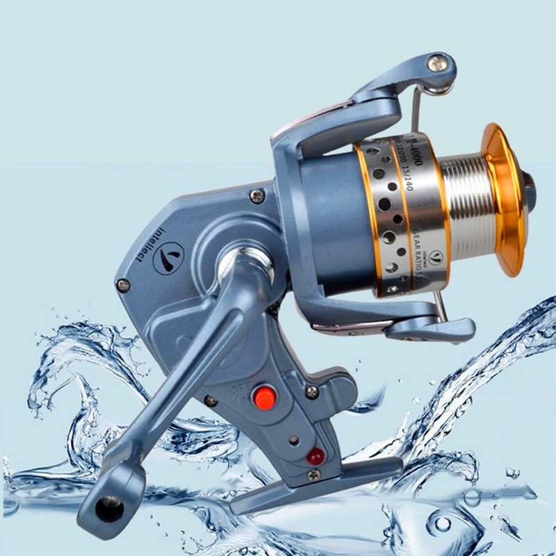 popular electric reel-buy cheap electric reel lots from china, Reel Combo