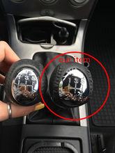 gear Shift knob stick sticks for Mazda 3 5 6 323 626 Premacy MPV rx8 – 5 6 speed gears