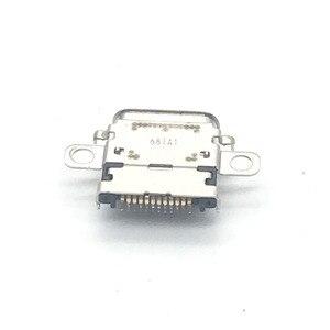Image 2 - 20 個 Ns NX オリジナル新 USB タイプ C 充電ソケットポート電源コネクタ任天堂コンソール