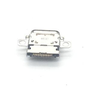Image 1 - 5PCS Original Neue Micro USB DC Power Jack Buchse Stecker Ladegerät Für Schalter Konsole Lade Port