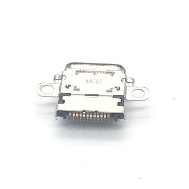 5PCS Original Neue Micro USB DC Power Jack Buchse Stecker Ladegerät Für Schalter Konsole Lade Port