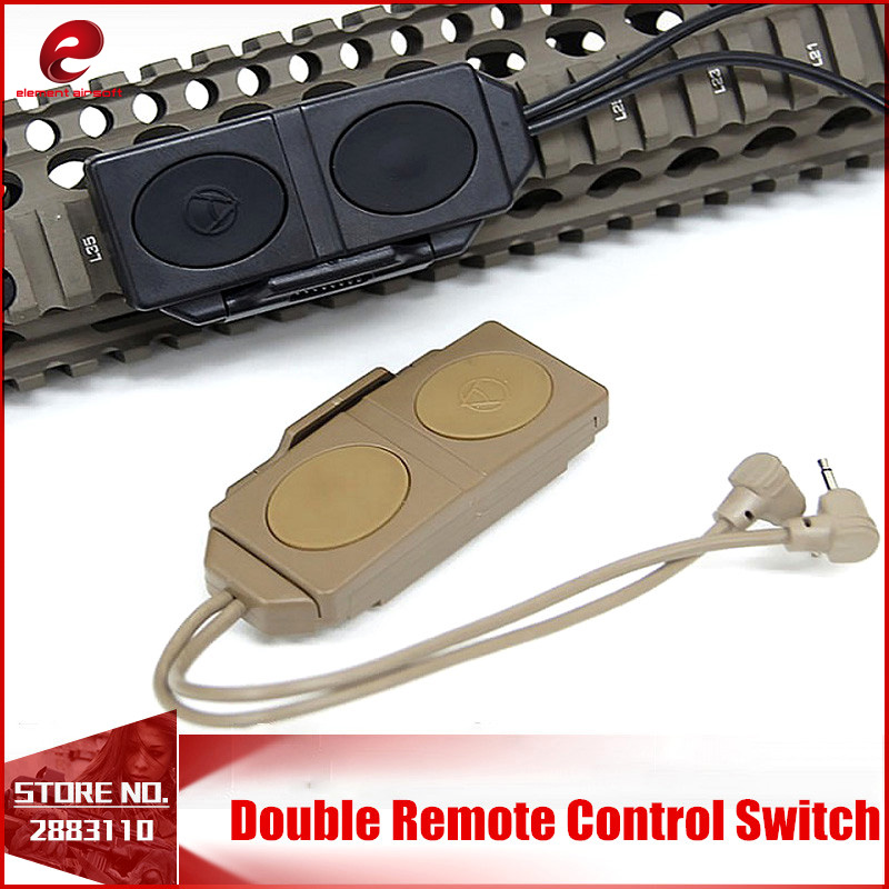 Element Airsoft Tactical Pressure Switch Remote Control for PEQ 16A and M3X Weapon Light Accessories EX177 for wargame hot sell