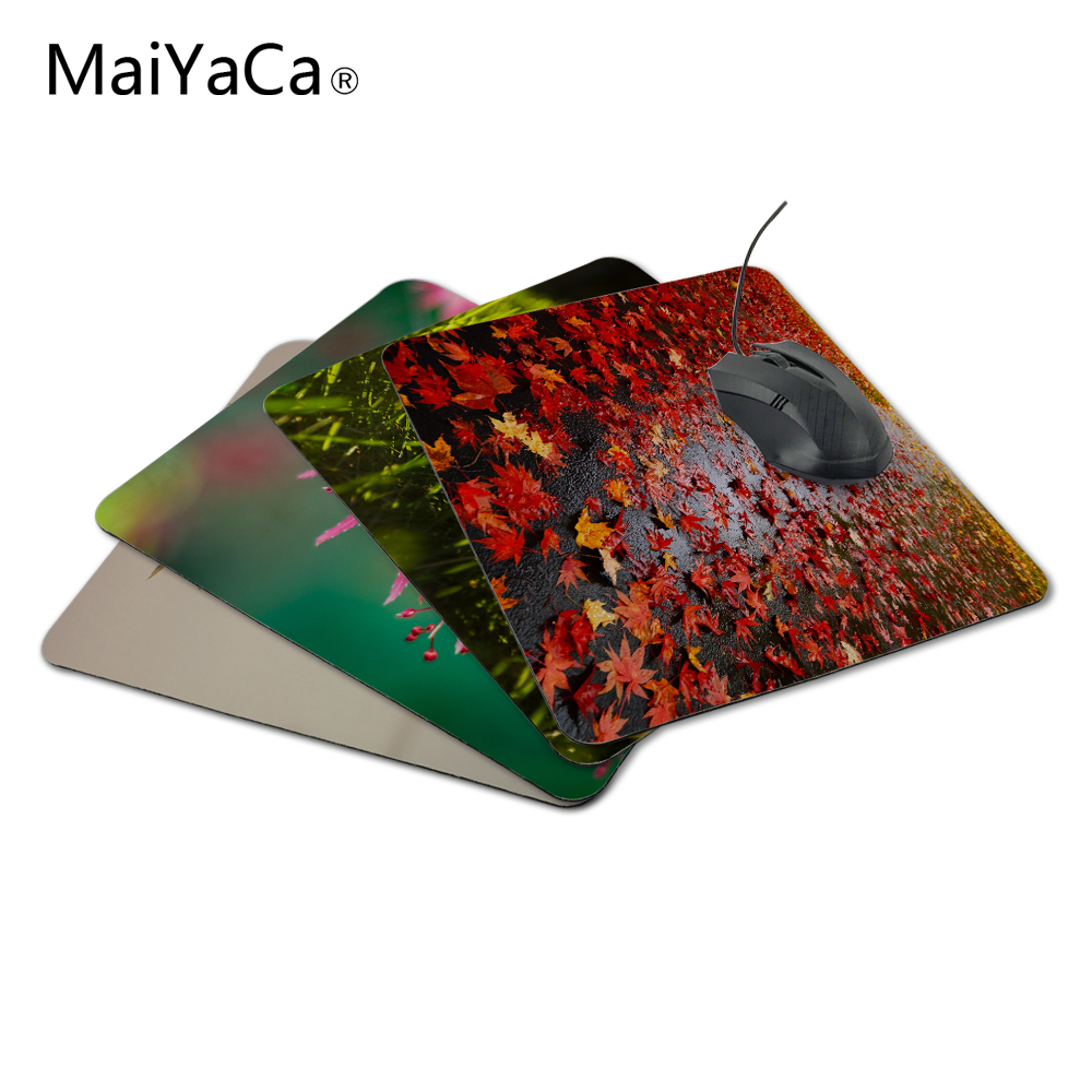 MaiYaCa 2018 Late Autumn Rubber Mouse Pad Gaming Mousepad Notbook Computer Mouse Pad Coo ...