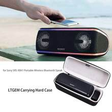 LTGEM Hard Case for Sony SRS-XB41 Portable Wireless Bluetooth Speaker(China)