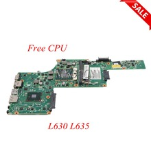 Carte mère pour ordinateur portable TOSHIBA Satellite L630 L635 V000245060 V000245100 1310A2338409 6050A2338402 Intel HM55 GMA