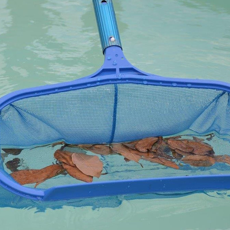 Hot Convenient Useful Swimming Pool Skimmer Leaf Net Micro-Mesh for Removing Swimming Pool Leaves Debris @ ST07 DC112