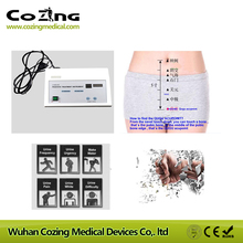 Vibration devices for the pain diabetic acupuncture apparatus enhance renal function medical device