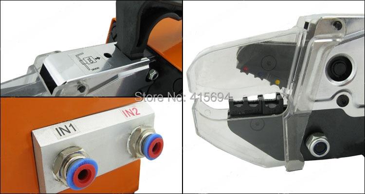 Uue kujundusega AM-10 pneumaatilised krimpsutamisriistad - Elektrilised tööriistad - Foto 4