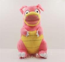 "Pokemon Center Slowbro Stuffed Plush Soft Toy Doll 10"""