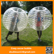 Free shipping ,Slash $55. inflatable soccer in bubbles