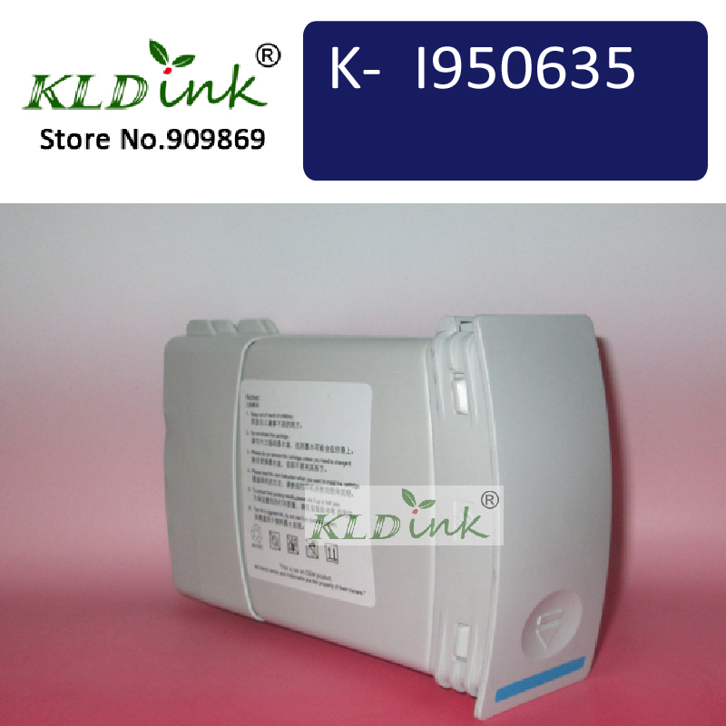 ФОТО I950635 Blue Franking Ink Tank - compatible with Neopost IJ-110 DPM Franking machine