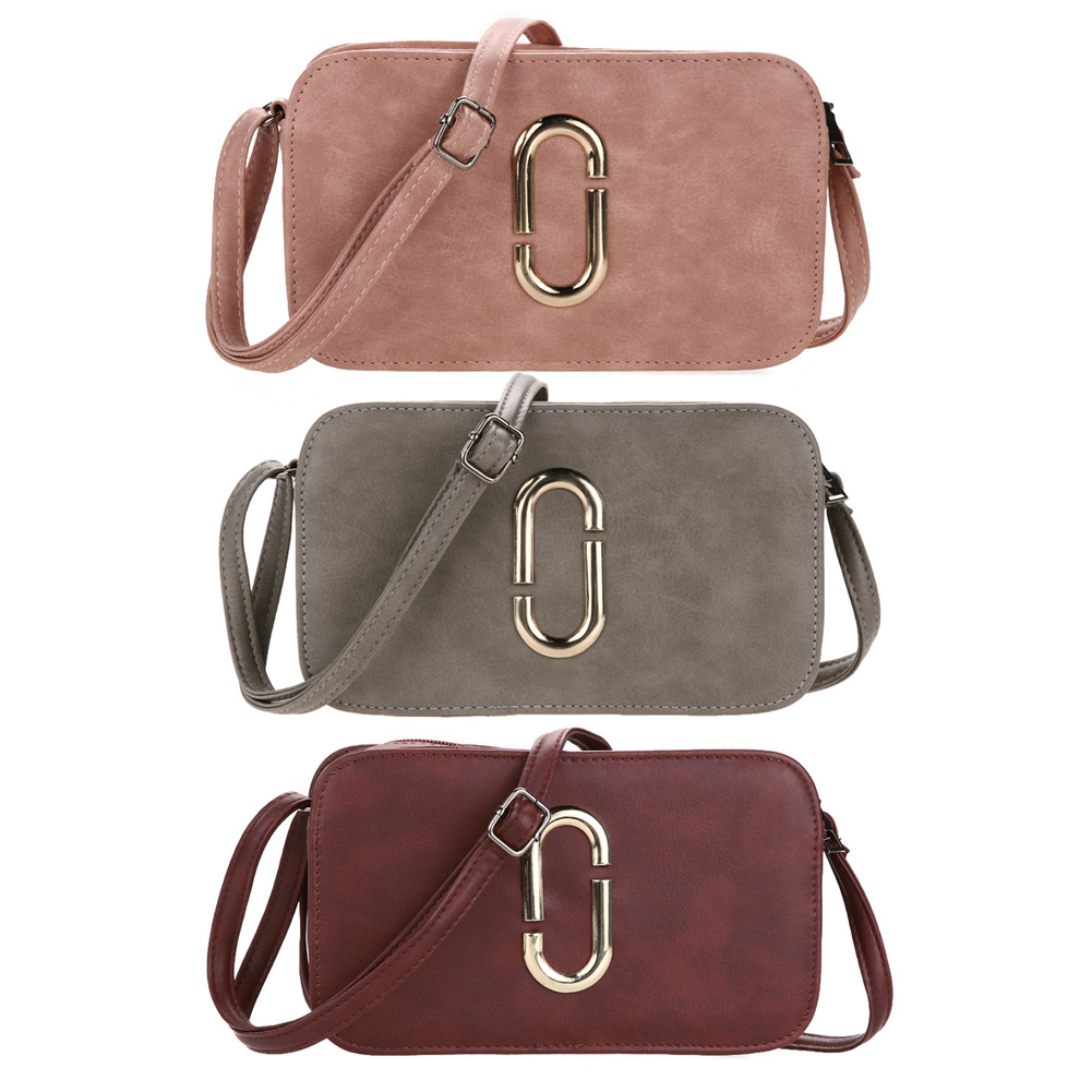 flap bolsa mini mulheres homensageiro Marca : Mojoyce