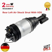 Ap03 suporte de choque de ar esquerdo traseiro brandnew com vds para range rover sport l320 2010-2013 lr020000 lr023234 lr032651