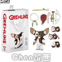 NECA Elf Gremlins Christmas Elf Little Monster Ultimate Deluxe Edition Joint Movable Action Figure T