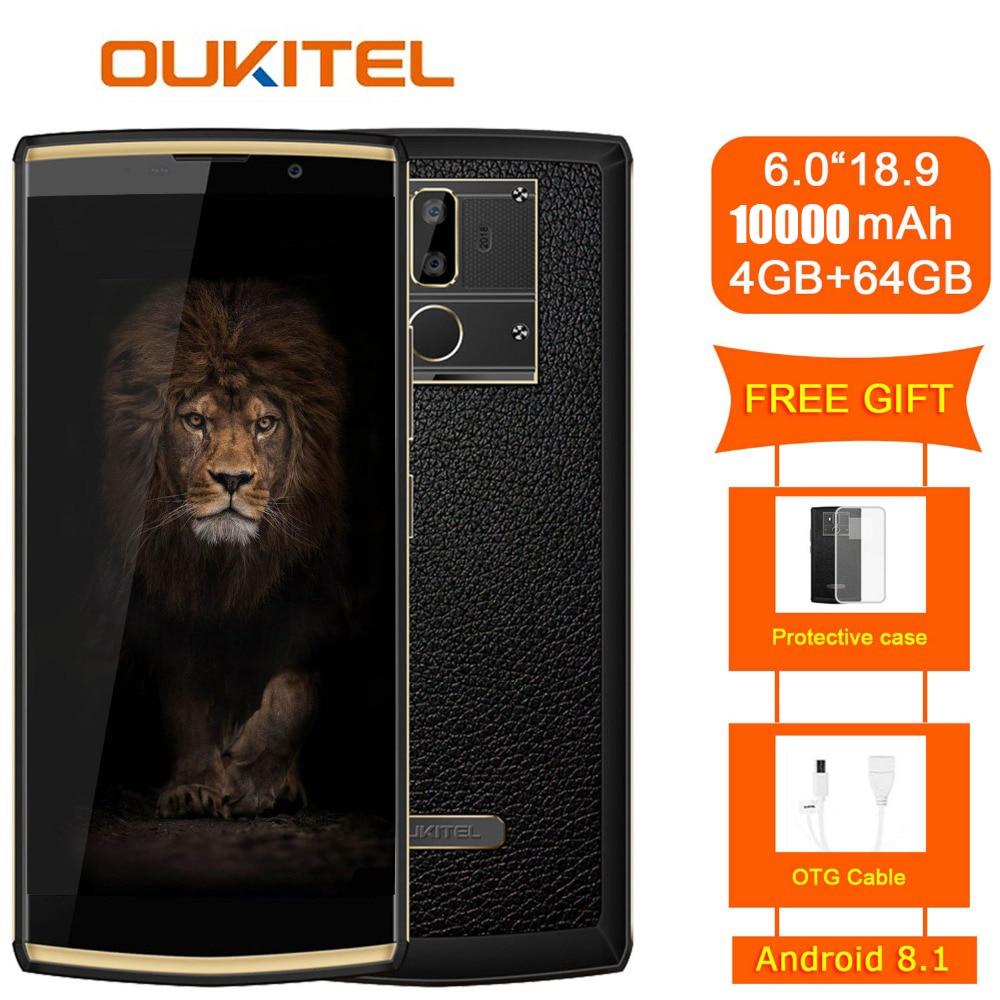 Oukitel K7 18 9 Full Display 6 0 fhd 4gb Ram 64gb Rom Mt6750t Octa Core