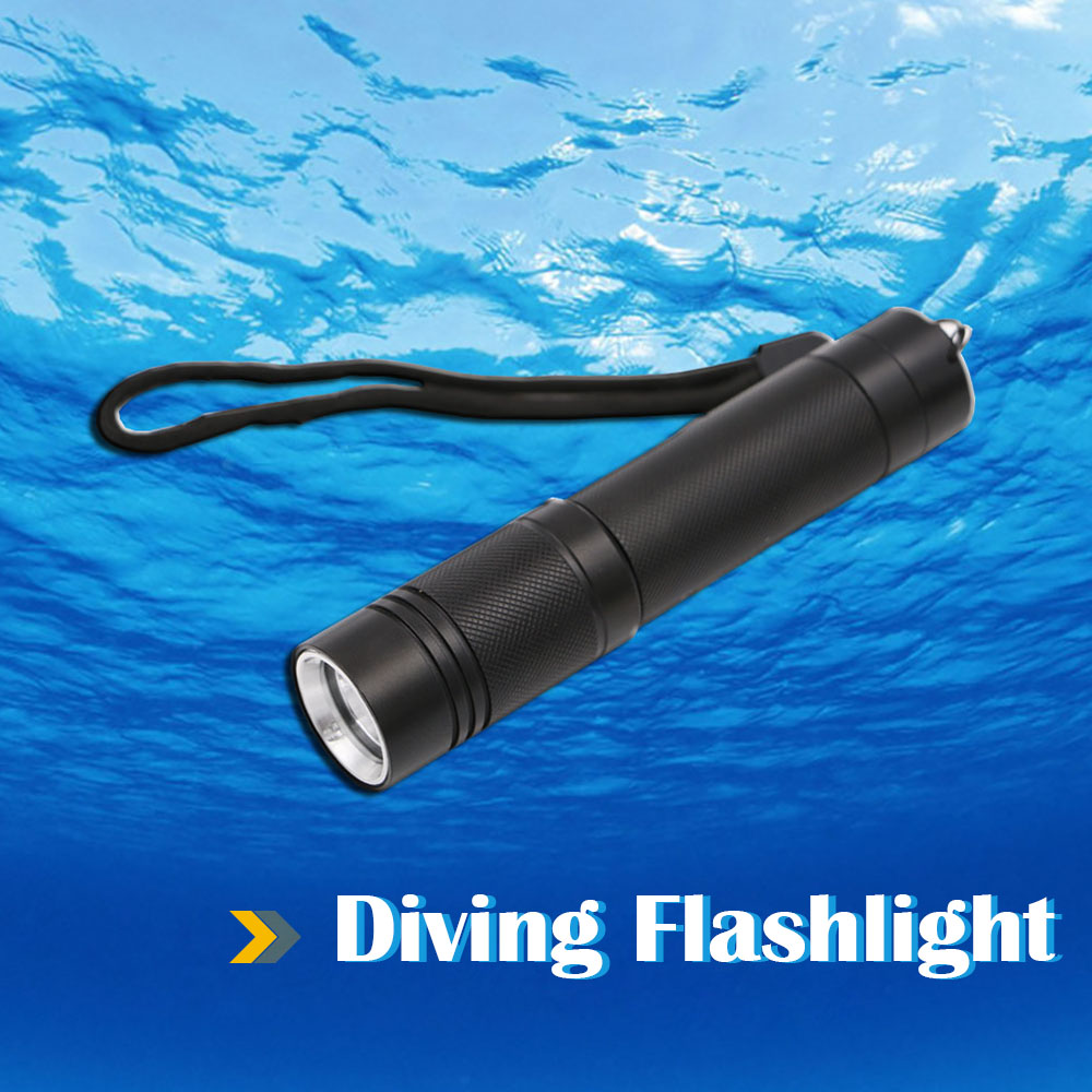 Image 5 - Super Bright Diving Flashlight Waterproof Torch 600 Lumen Underwater Snokeling Torch Light Multi Tools-in Outdoor Tools from Sports & Entertainment