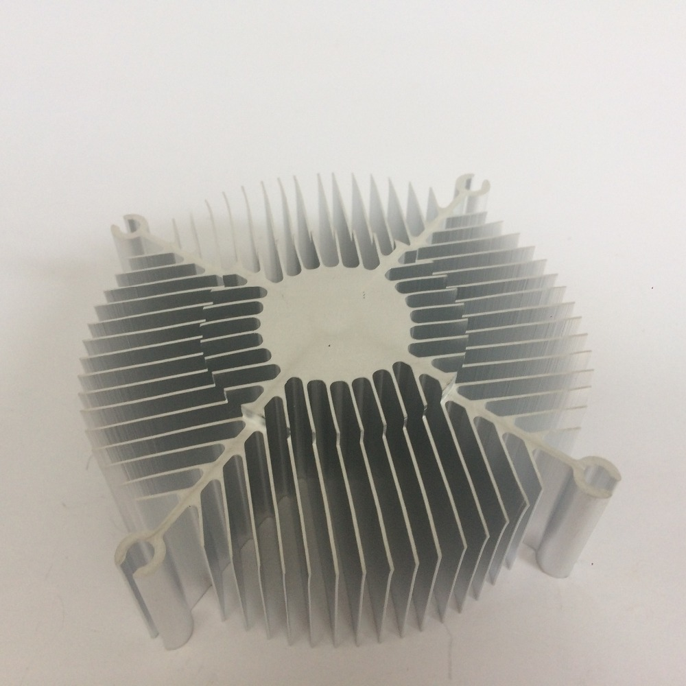 Image 2 - Factory direct sales 95*95*35mm CPU round cooler   Computer chip cooler-in Fans & Cooling from Computer & Office