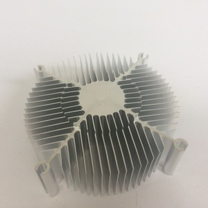 Image 2 - Factory direct sales 95*95*35mm CPU round cooler   Computer chip cooler
