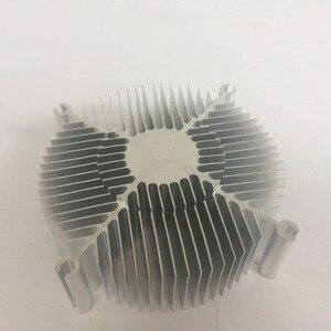 Image 2 - Venta directa de fábrica de 95*95*35mm CPU ronda refrigerador computadora chip refrigerador