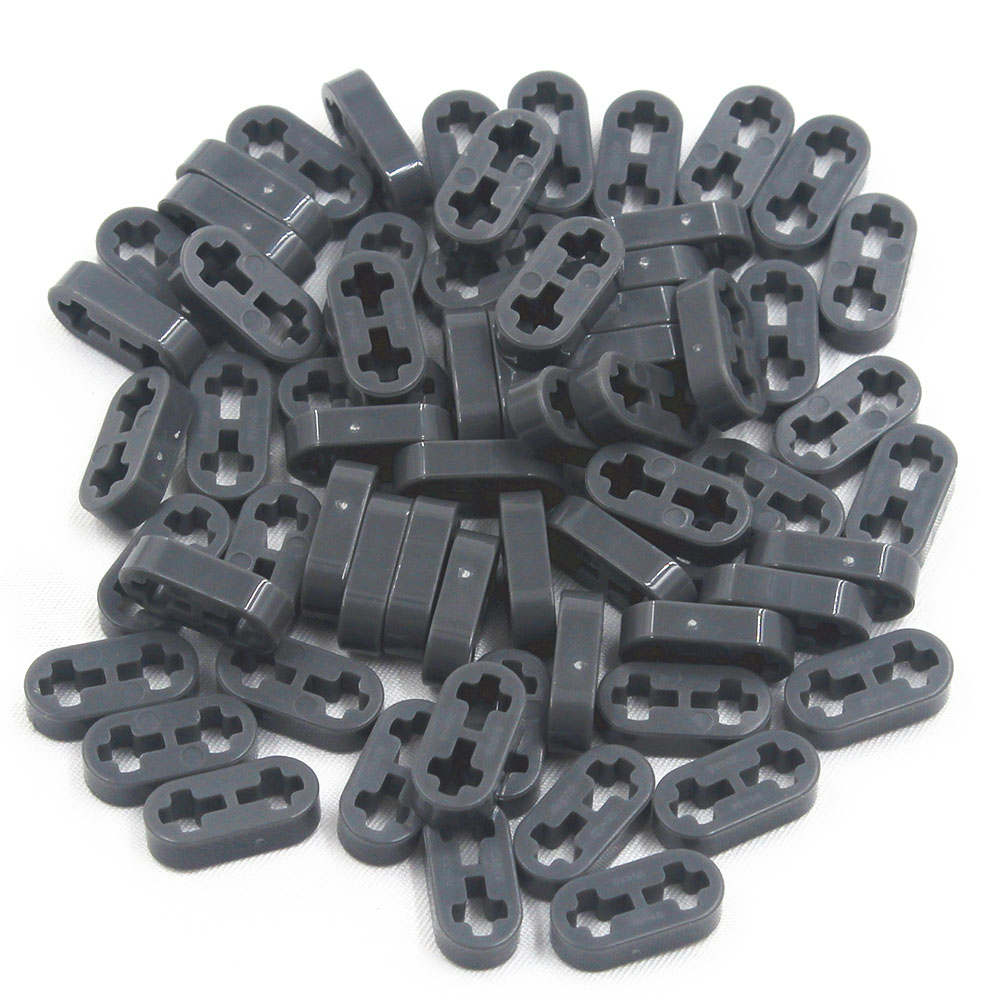 Building Blocks BulkTechnic Parts 100pcs MOC TECHNIC LEVER 2M Compatible With Lego For Kids Boys Toy