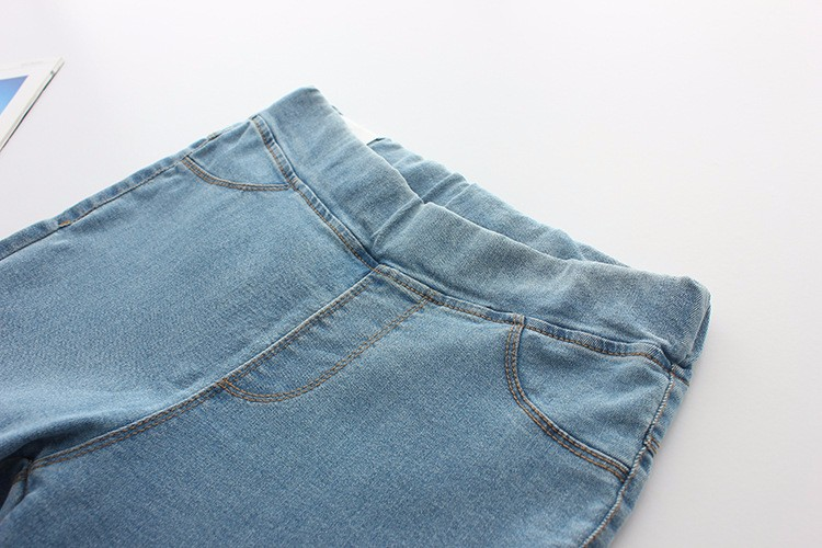 BIVIGAOS Basic Skinny Womens Jeans Ankle Pencil Pants Slim Elastic Denim Pants Jean Leggings Female Cotton Jeggings Jeans Women 55
