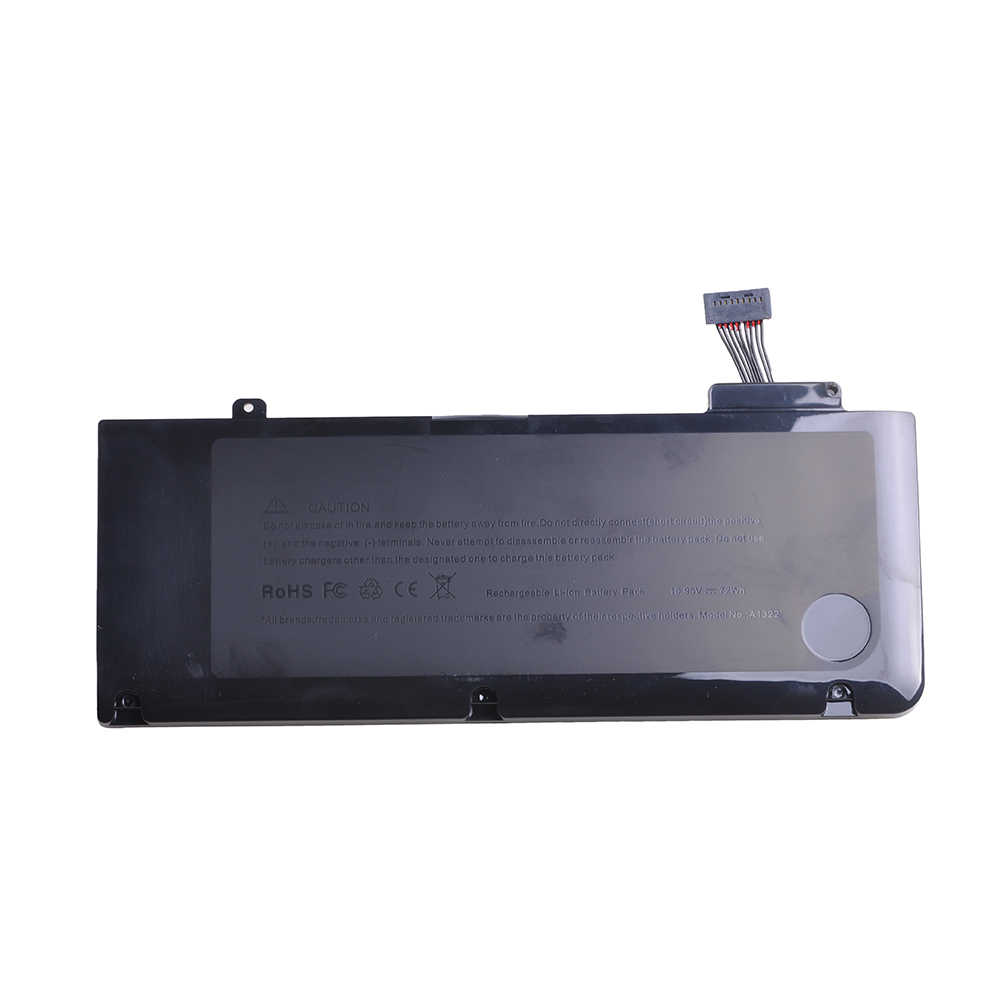 "63.5Wh 10.95 V A1322 A1278 Batterie pour Apple A1322 Apple MacBook Pro 13 ""2009 2010 2011 MB991LL/Un MB990LL/Un MB990J/Un MC700 MC724"