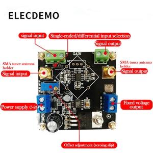 Image 5 - Moduł AD623 wzmacniacz oprzyrządowania moduł wzmacniacza napięcia regulowany pojedynczy zasilacz pojedynczy/różnicowy mały sygnał