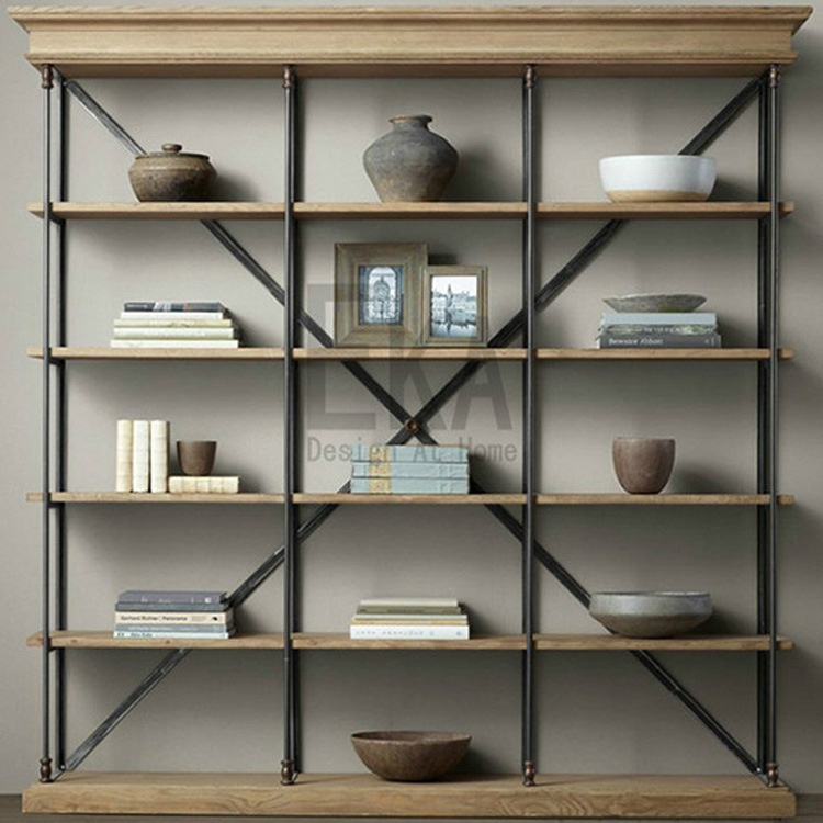 zhengtian home chinese style home study large multi bookcase bookcase bookshelf classic cafe decoration in beds from furniture on aliexpresscom alibaba - Multi Cafe Decoration