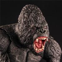15 Cal Gorilla Gorilla Ruchome Zabawki Modelu Kingkong Model Amerykański Gift Collection 35 cm * 24 cm