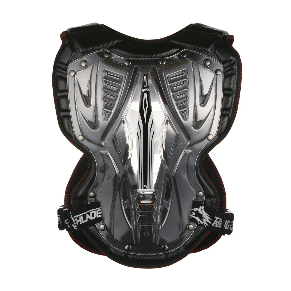 Huntingwolf Auto Racing Body Armor Motorcycle ATV UTV Motocross Combination Chest Back Protectors Safety Protective Gear