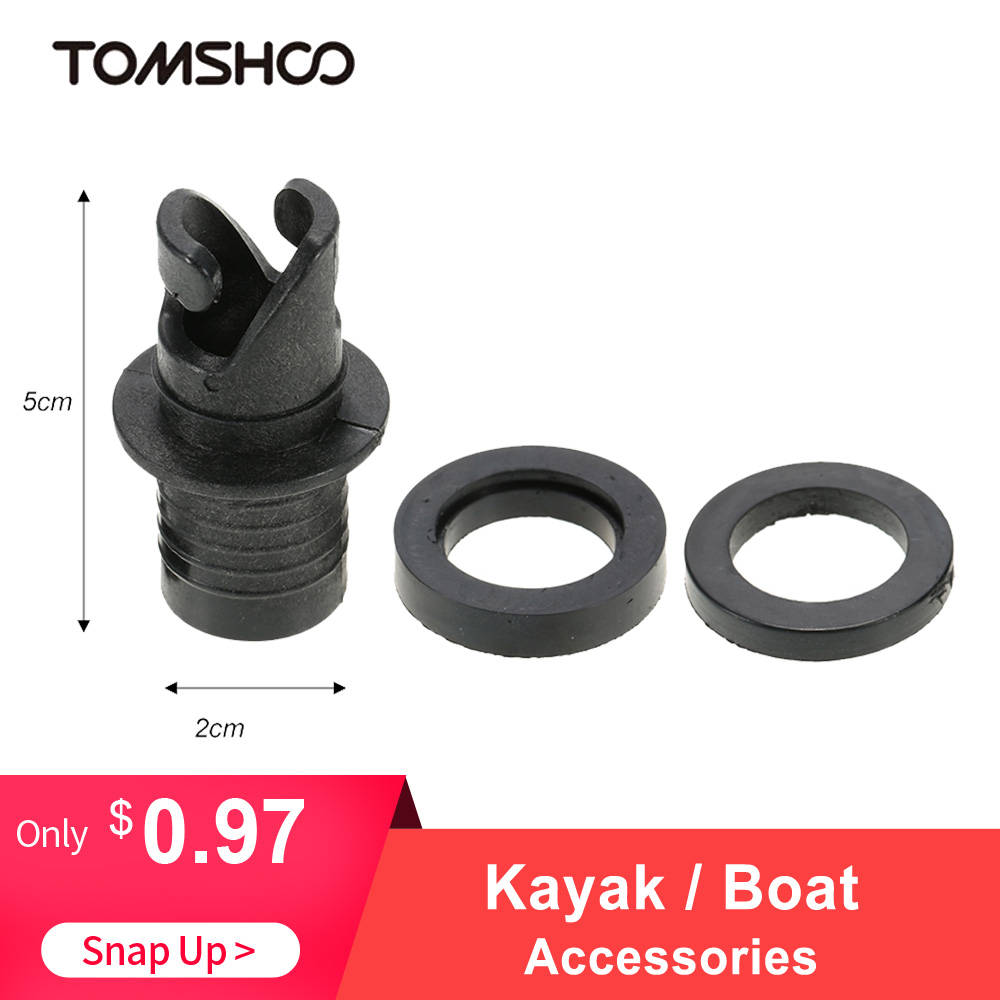 Boat Kayak Accessories Inflatable Hose Adaptor Kayak Boat Air Foot Pump HR Hose Adapter H-R Valve Adapter Kayak Accessories