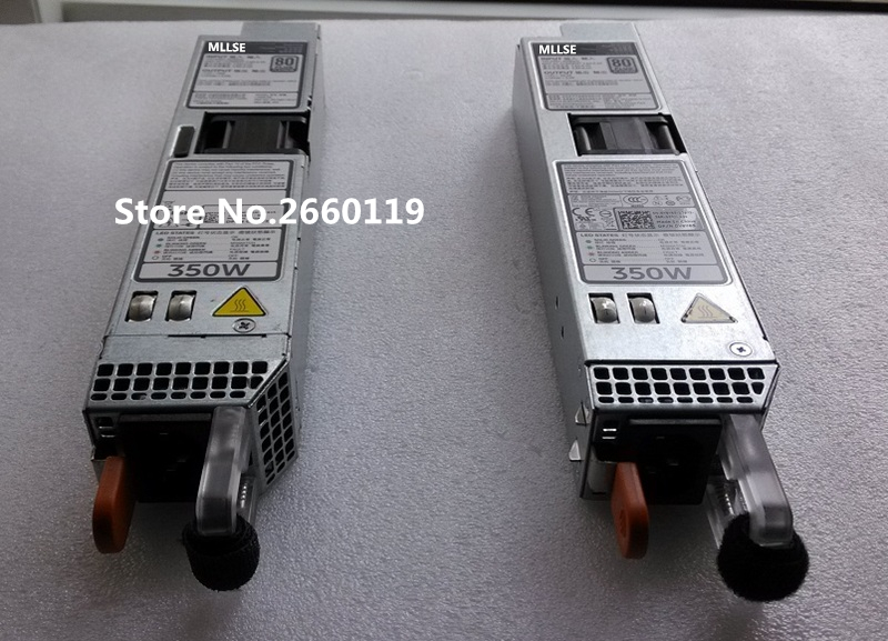 Server power supply for R320 R420 P7GV4 0Y8Y65 D350E-S1 L350E-S1 DPS-350AB-18 350W fully tested server power supply for 39y7415 39y7414 8852 bch dps 2980ab a 69y5844 69y5855 2980w