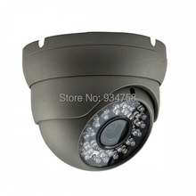 1.0MP 720P CCTV Security AHD HD 24IR 3.6mm Metal Dome Camera