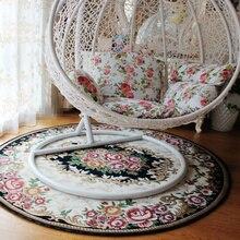 Ретро-ковер с розами для ванной, коврик для ванной, 1 шт., противоскользящий Набор ковриков для ванной, набор ковриков для туалетной ванны, ковер для декора пола
